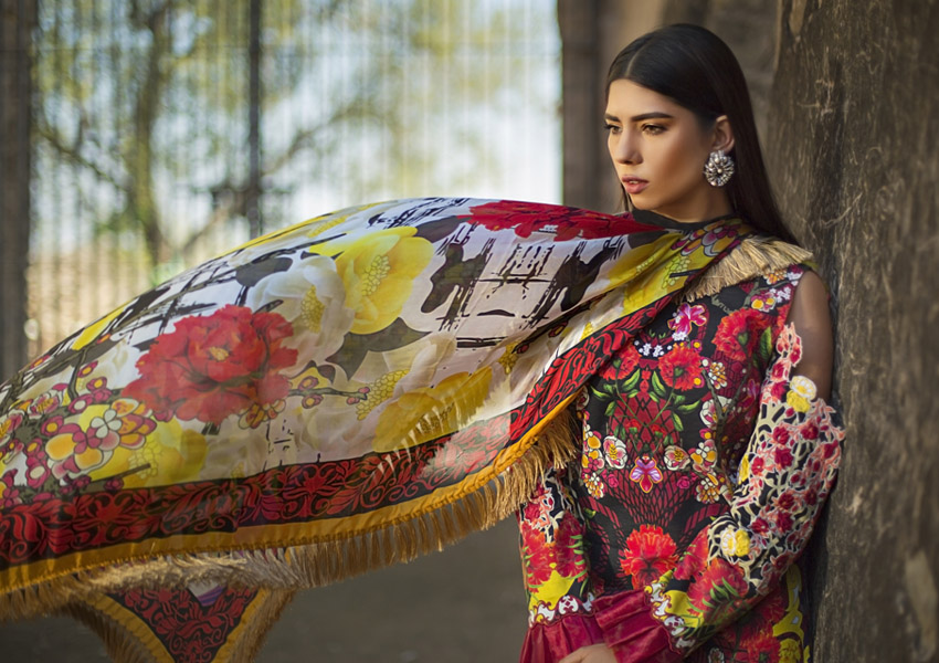 Maheen Karim X ZS Textile Lawn Gives You The Power To Be You!