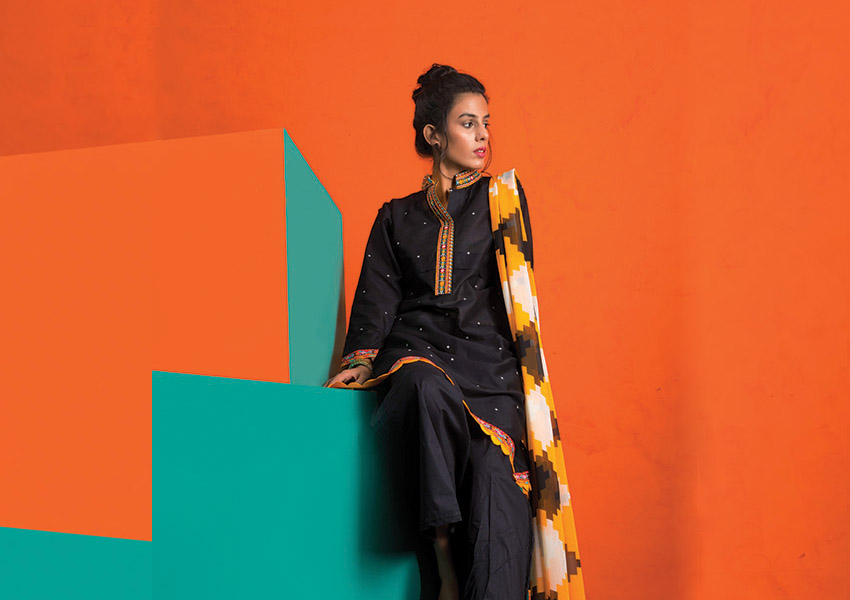 What's In Store: Step Into Spring With Orient Textiles Lawn!