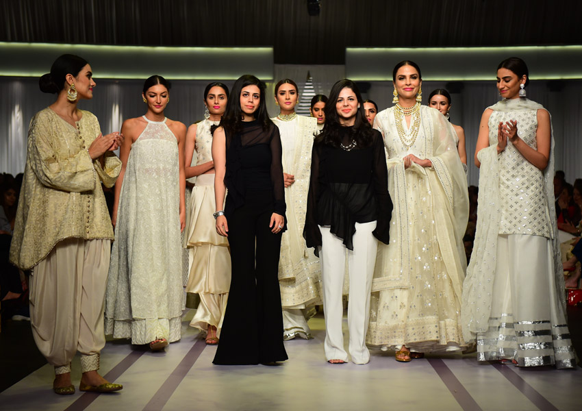 Project Runway!: Image, Zaheer Abbas and Sublime by Sara Ignite Day 1 of Pantene HUM Showcase!