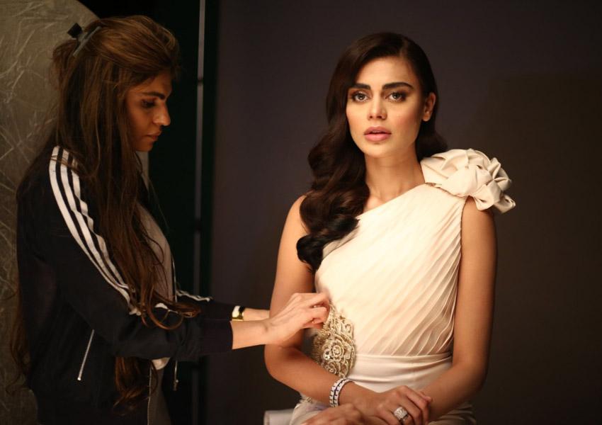 L'Oréal Paris Collaborates With Pakistan's Renowned Fashion Couturier Shehla Chatoor!