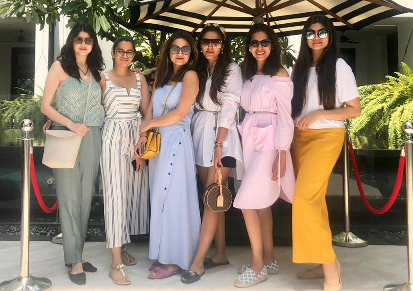 Behind The Scenes: An Exclusive Look At Our Mini Vacay With Zainab Chottani!
