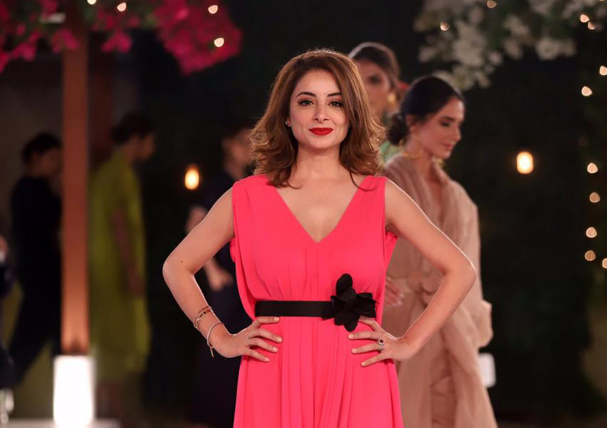 Project Runway: Sanam Chaudhri Debuts Her 2020 Resort Collection!