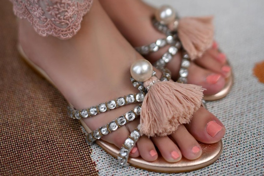 Top Ten Anything: Summer Flats By Local Designers You'll Love!