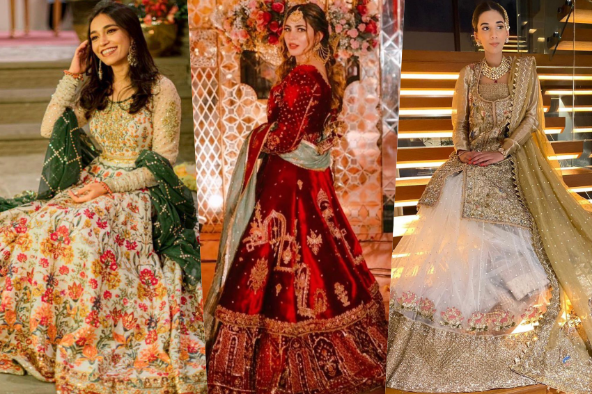 Style Notes: Spotted- Winter Weddings Best Dressed List!