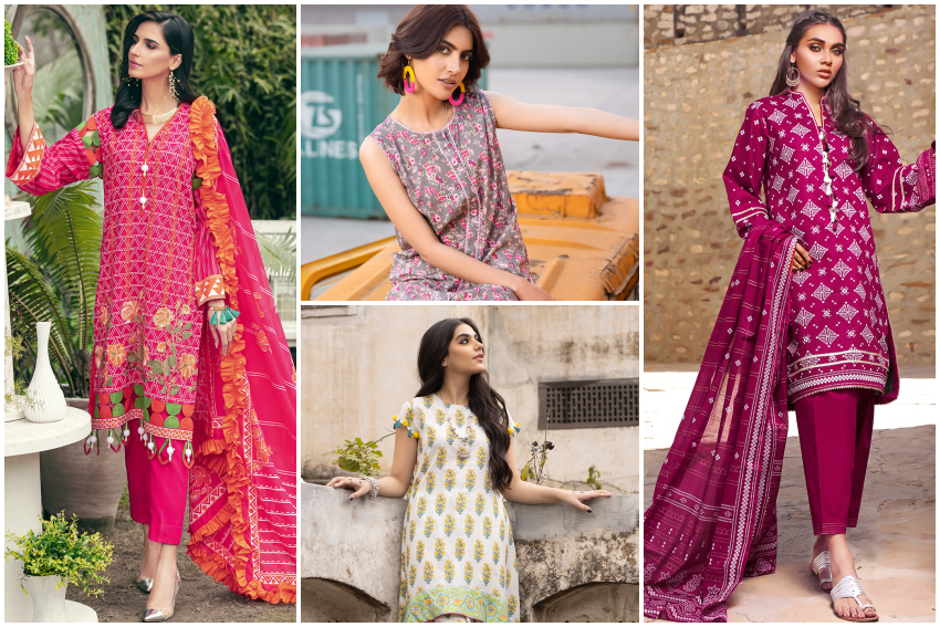 GulAhmed Summer Lawn Collection 2021 Is Now LIVE and Oh-so Fabulous!