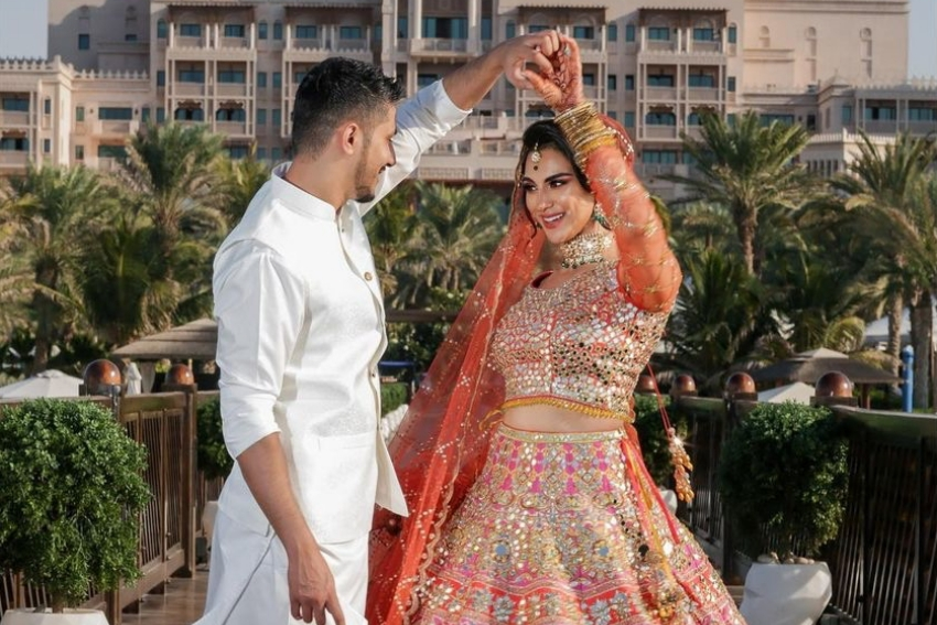 Style Notes: 5 Nomi Ansari's Wedding Wear Looks That Will Put You In A Festive Mood This Wedding Season!