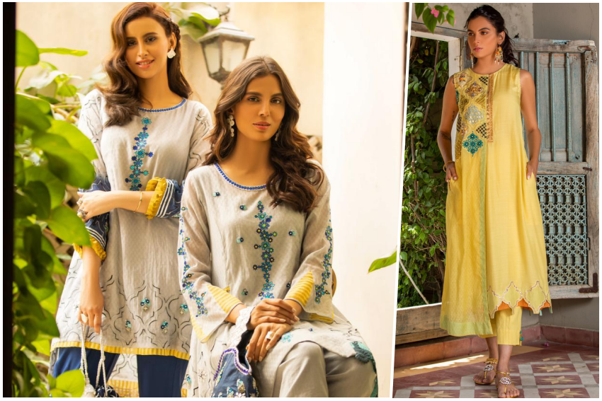 What's In Store: Add A Splash Of Color To Your Summer Wardrobe With Yasmeen Jiwa's Eid Luxe 2021 Edit!