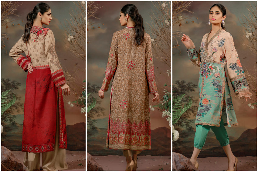 """What's In Store: Shamaeel Ansari Brings Back Old World Charm With Her Latest Collection """"Guzel"""""""