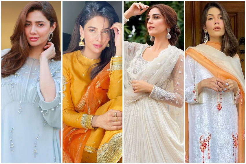 Style Notes: Spotted Best Dressed List-Eid Edition!