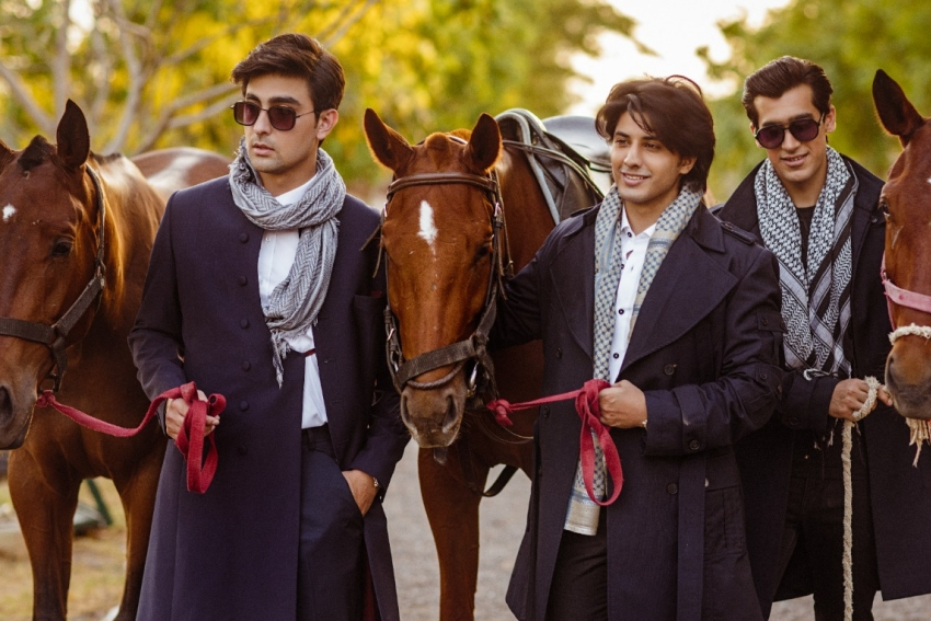 HSY Offers Old World Charm & Modern Brilliance With 'Legion' Menswear Collection