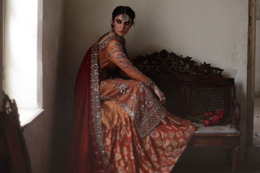 What's In Store: Misha Lakhani Bridal Couture- A Mix Of Mughal Opulence With A Modern Twist!